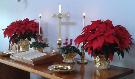 Union Chapel Christmas